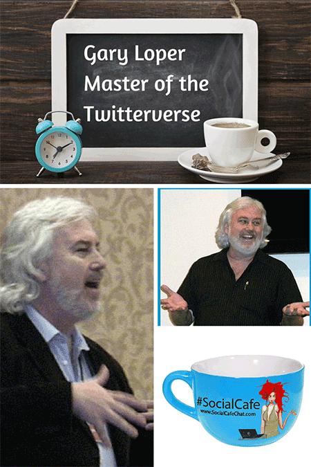Twitter Tips Featuring @GaryLoper w/ @SocialWriter of @SocialWebCafe Summary %23SocialCafe