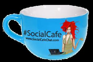 #SocialCafe Logo
